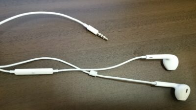 iPhoneのEarPods