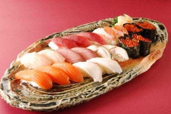 寿司食べたい