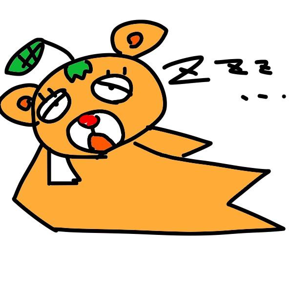 寝て過ごしたい